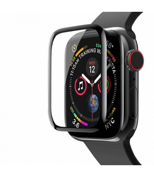 Buy 3D Curved Tempered Glass for Apple Watch 44mm in Sri Lanka